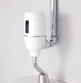 ミナミサワ 便器用自動洗浄器フラッシュマン FM6TFシリーズ 露出配管専用タイプ ホワイトモデル FM6TF2-W