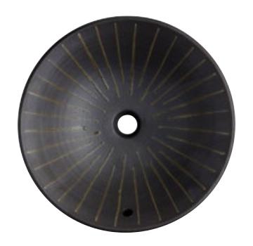 SANEI 三栄水栓 洗面器(埋込型・オーバーフロー) 利楽 鐘 HW1024P-014