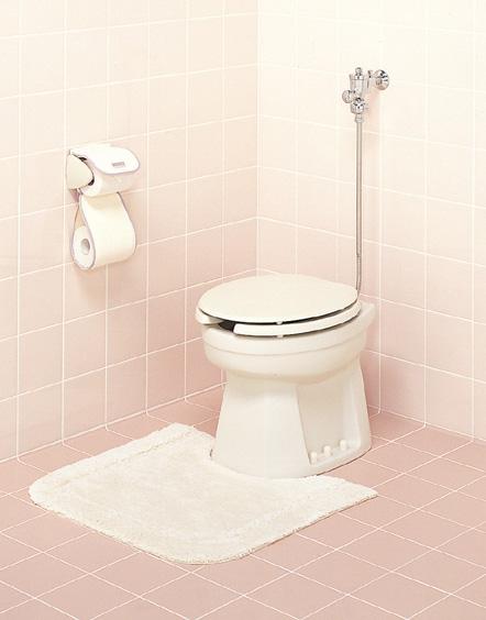 セキスイ(SEKISUI) 簡易水洗便器リブレットFYシリーズ フラッシュバルブ式 FY RVF80W