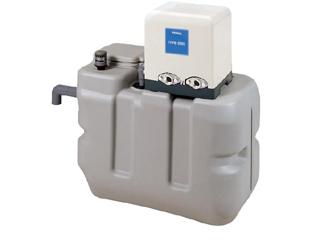 【ラッピング不可】 テラル 受水槽付水道加圧装置 200リットル 750W(三相) RMB2-32THP6-V750:アクアshop-DIY・工具