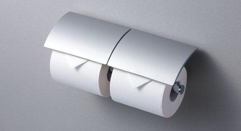 TOTO 二連紙巻器 マットタイプ 芯棒可動タイプ YH63B#MS