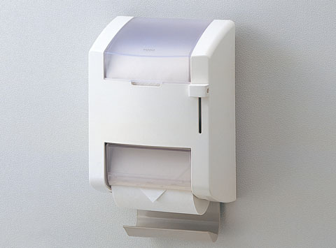(訳ありセール 格安) TOTO スペア付紙巻器 YH120N 新商品 縦型タイプ