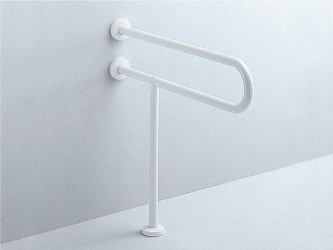 TOTO パブリック用手すり 壁掛洗面器用手すり 樹脂被覆タイプ 握り径Φ34 T112CP23