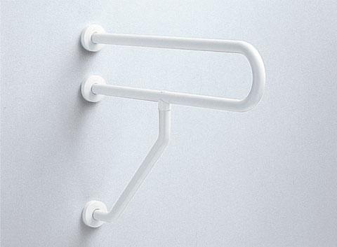 TOTO パブリック用手すり 壁掛洗面器用手すり 樹脂被覆タイプ 握り径Φ34 T112CP28