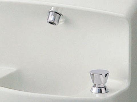 TOTO コンパクト手洗器 オートストップ水栓 Pトラップ仕様 水石けん入れ・トラップカバー付 LSK870APFRMR