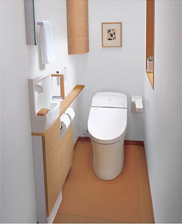 TOTO 手洗器 スリムタイプC 埋込あり カウンタータイプ(1200サイズ) ULD22