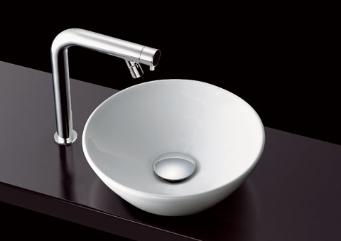 TOTO 丸形手洗器 立水栓 L701+TLC11C2