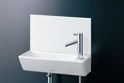 TOTO 壁掛手洗器 Sトラップ(床給水・床排水) LSH40ABSZ