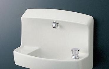 TOTO コンパクト手洗器 オートストップ水栓 Sトラップ LSK870ASR