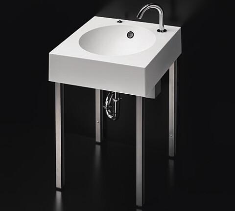 日本初の TOTO スタンド洗面セット シングル混合水栓 MLRC50ABPA14 + + TLG04303JA TLG04303JA, 資材印刷のルネ:ec877f16 --- arg-serv.ru