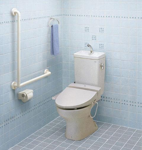 TOTO 組み合わせ便器 手洗付 (床排水) CS670B + SH671BA