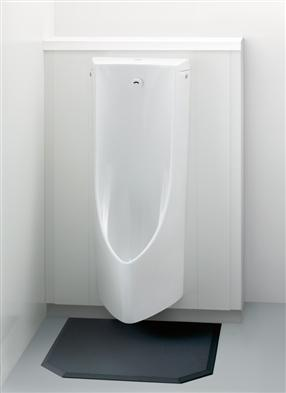 TOTO 低リップ自動洗浄壁掛小便器 自己発電・リモデル(排水芯205mm)タイプ UFS900WM1R