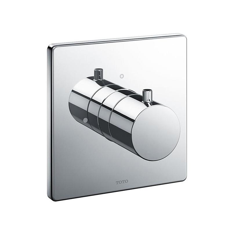 TOTO (機能部+埋込部) ホテル用埋め込み形シャワー TBV02101J 止水栓(埋込式)