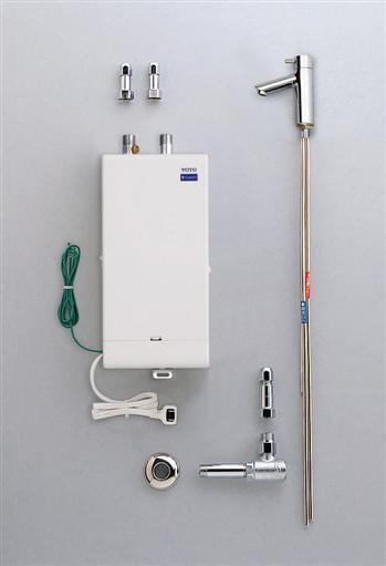 TOTO 湯ぽっと 1L壁掛けタイプ ハンドル式水栓 RES01CN