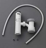 TOTO 湯ぽっと別売部材 先止め式電気温水器用 キッチン用 開放式排水ホッパー RHE22H-50N