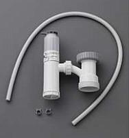 TOTO 湯ぽっと別売部材 先止め式電気温水器用 キッチン用 密閉式排水ホッパー RHE98H-50N