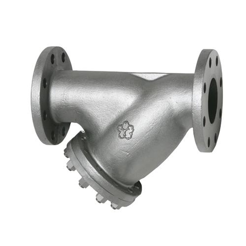 【セール】 大和バルブ ダクタイル鋳鉄バルブ Y形ストレーナ D16Y-100A:アクアshop-DIY・工具