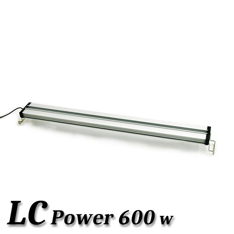 アクアシステム - AXY LC Power 600 ホワイト アクシーエルシーパワー 3200lm LED照明 60cm水槽用