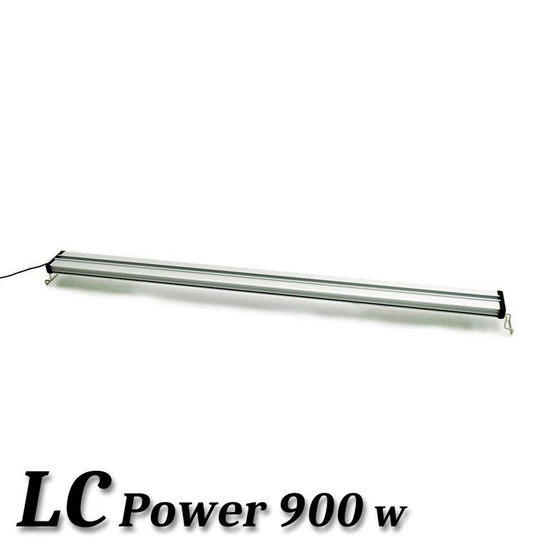 アクアシステム - AXY LC Power 900 ホワイト アクシーエルシーパワー 5400lm LED照明 90cm水槽用