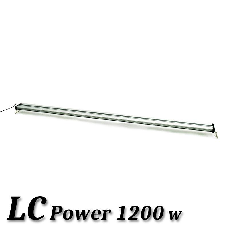 アクアシステム - AXY LC Power 1200 ホワイト アクシーエルシーパワー 6400lm LED照明 120cm水槽用
