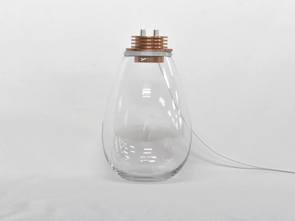 Mossarium Light LED ML1(ローズゴールド) 熱帯魚・アクアリウム 水槽 コケリウム 苔 アクアテイラーズ