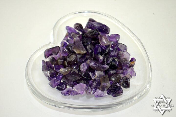 セール 登場から人気沸騰 上質な濃淡の混ざりが楽しめる天然石です 浄化 魔よけ インテリアに 送料無料 アメジストさざれ石 マーケット 浄化の石 BorEタイプ 100g 繁栄の石 直感力の石
