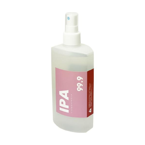 イソプロピルアルコール99% デリケートな樹脂素材の脱脂や洗浄 記念日 格安店 グリス類の除去 窓ガラスの最終仕上げにも最適 IPA99.9 イソプロパノール 300ml イソプロピルアルコール99.9% 日本製フィンガースプレー容器入り