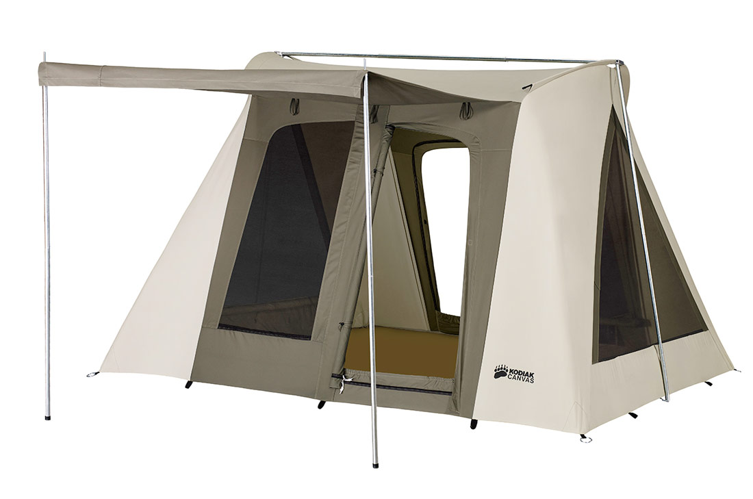 KODIAK CANVAS 6人用 Flex-Bow VX コディアック キャンバス コディアック カンバス テント コットンテント アウトドア キャンプ 防水 ファミリー 家族 大型 国内正規品