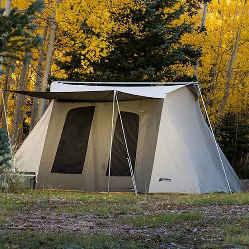 KODIAK CANVAS 8人用 Flex-Bow Delux コディアック キャンバス コディアック カンバス テント コットンテント アウトドア キャンプ 防水 ファミリー 家族 大型 国内正規品
