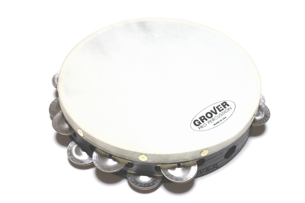 GROVER Tambourines GV-T2GS