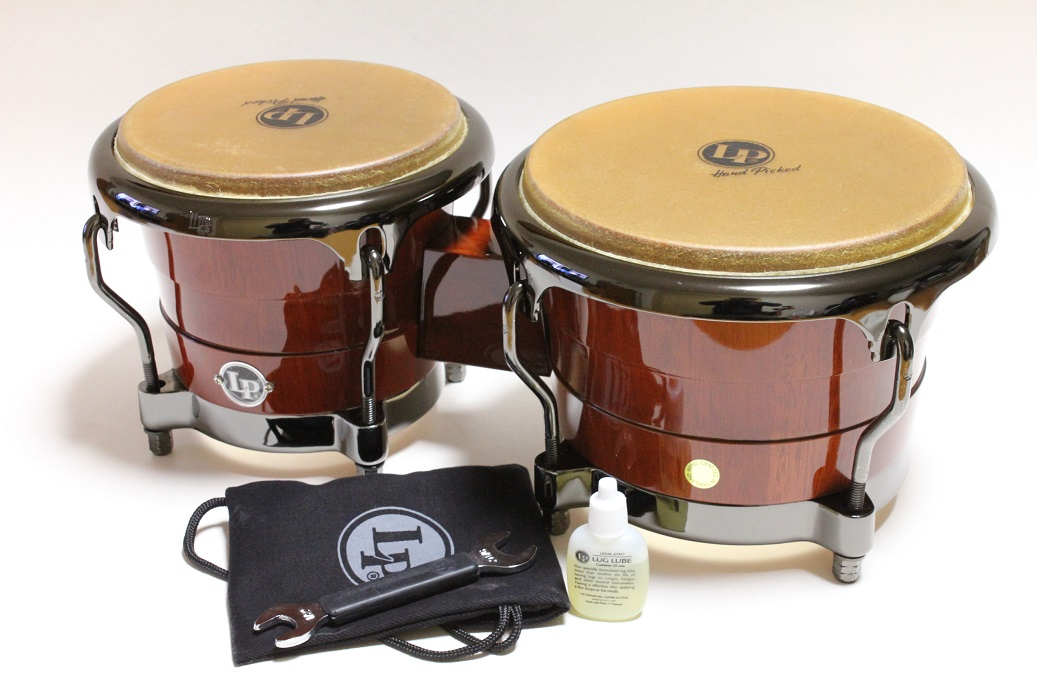 LP Durian Classic Series Bongos LP201AX-D 限定特価品!