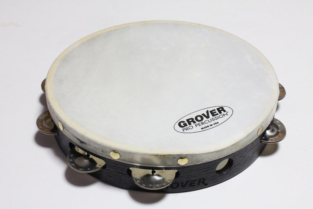 GROVER Tambourines GV-T1GS