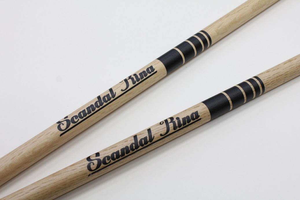 Pearl SCANDAL / RINA MODEL drumstick 171A 2pcs 1