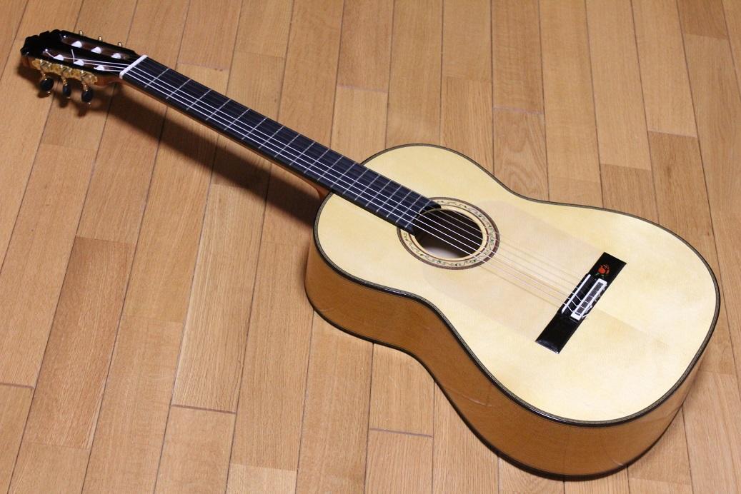 TETSUO KUROSAWA Blanca 沖仁モデル ブランカ フラメンコギター