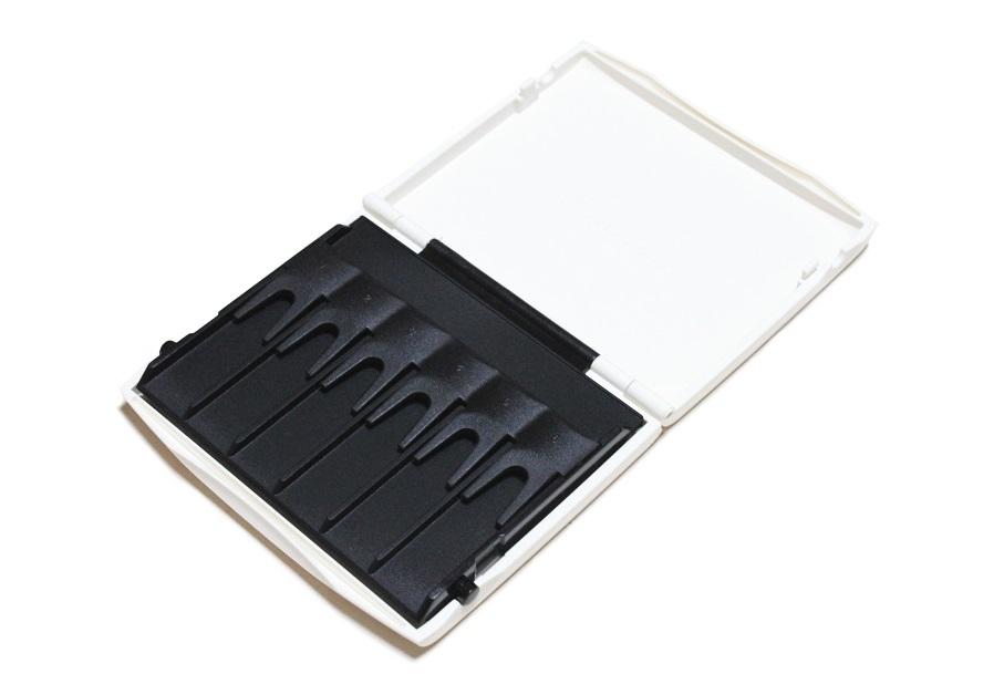送料無料 セール ヤマハ リードケース プラスティック製 E♭ B♭ 格安SALEスタート クラリネットリードケースホワイト WH RCPCLWH クラリネット用 YAMAHA RCPCL