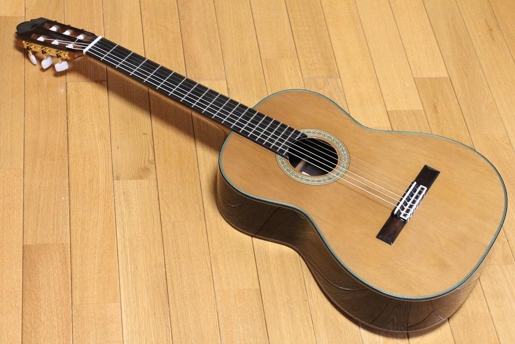 ARANJUEZ Model 725 630mm 杉 桜井 正毅 監修クラシックギター