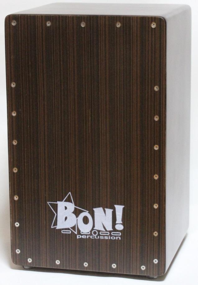 送料無料 ボン パーカッション カホン低音が抜群です 音重視の カホン 初心者はもちろん経験者におすすめ ベースポート搭載モデル 音重視 BCJ-10EB 好評受付中 エボニー BON 新作からSALEアイテム等お得な商品 満載 Percussion