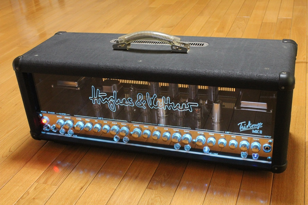 Hughes & Kettner TRIAMP MKII [MIDI] HUK-TRI/M2 OUTLET