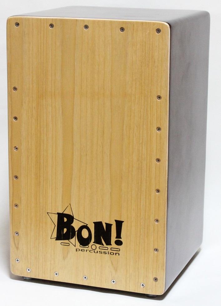 BON! Percussion BCJ-10SK スンカイウッド ベースポート搭載モデル 音重視のカホン!