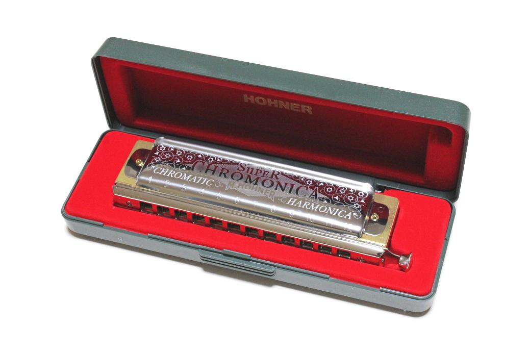 HOHNER Super Chromonica 270 C調 270/48