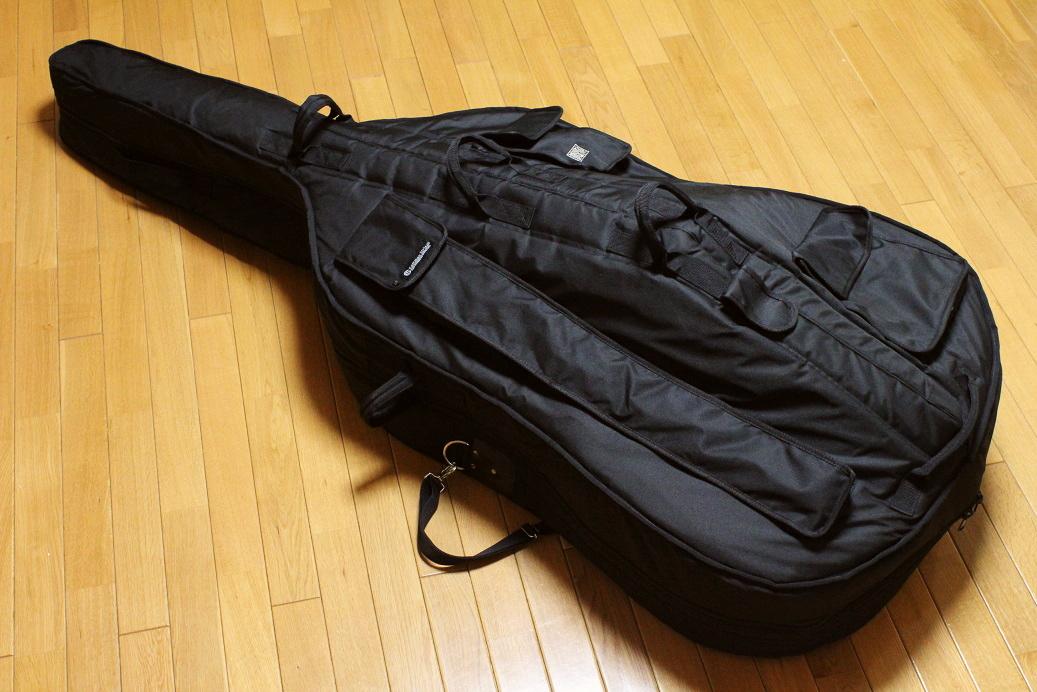 コントラバス専門店 弦楽器の山本 コントラバス用ケース 3/4サイズ