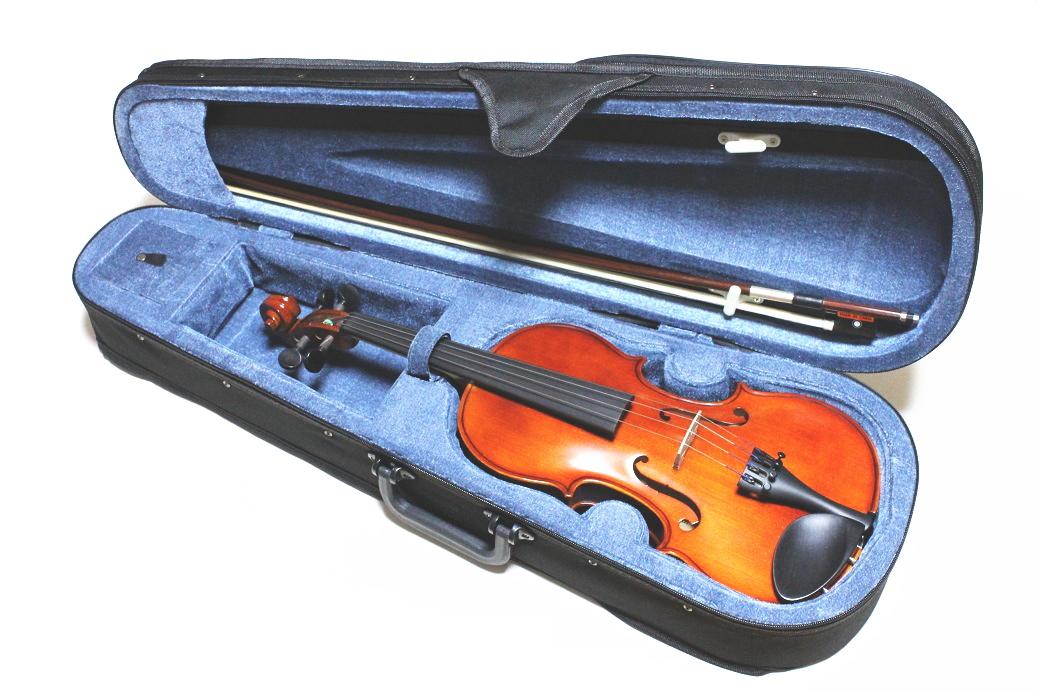Ena Violin Violin Set No,10 4/4 サイズ 初心者におすすめのバイオリンセット