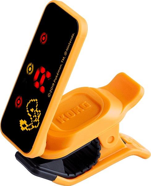 送料無料 コルグ クリップ式 ギター ベース チューナー ポケモン ヒトカゲ 当店は最高な サービスを提供します KORG Pitchclip をデザインした限定モデル PC-2-PHT 2 クリップ 好評受付中 チューナーヒトカゲ PHT