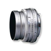 ペンタックス 標準レンズ FA43mmF1.9 Limited シルバー