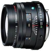 送料無料 ペンタックス 望遠レンズ ブラック 出色 プレゼント FA77mmF1.8 Limited