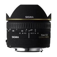 シグマ 広角レンズ 15mm F2.8 EX DG DIAGONAL FISHEYE ニコンマウント