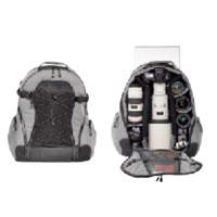 TENBA バックパック 大サイズ 品番632-321 シルバー/ブラック Large Backpack