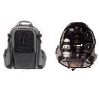 TENBA デイパック 品番632-351 ブラック/オリーブ Daypack