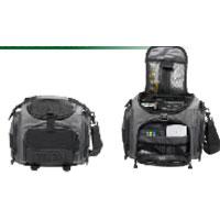 TENBA ショルダーパック  中サイズ 品番632-612 シルバー/ブラック Medium Shoulder Bag