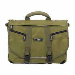 TENBA メッセンジャーバッグ(小サイズ) 品番638-222 オリーブ Small Messenger Bag
